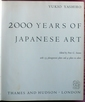 2000 Years of Japanese Art